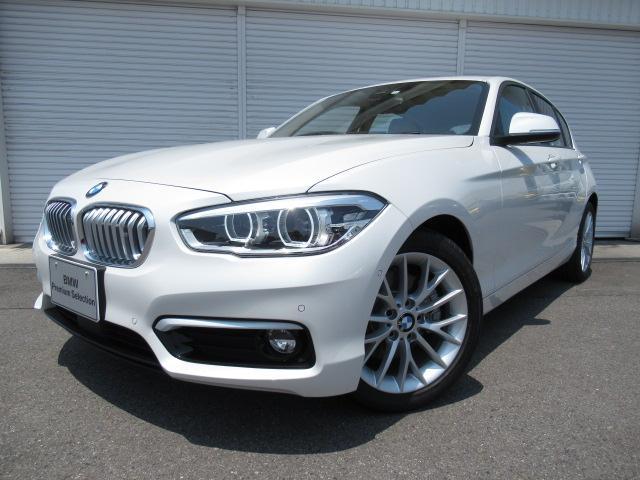 BMW 118i ファッショニスタ アップグレードPKG 認定中古車