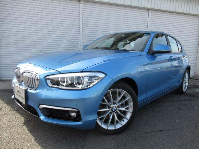 BMW 118d ファッショニスタアップグレードPKG 認定中古車