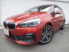 BMW218dアクティブツアラースポーツACC18AW 認定中古車