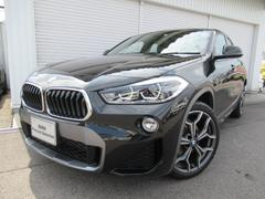 BMW X2sDrive18i MスポーツX ハイラインモカレザーACC