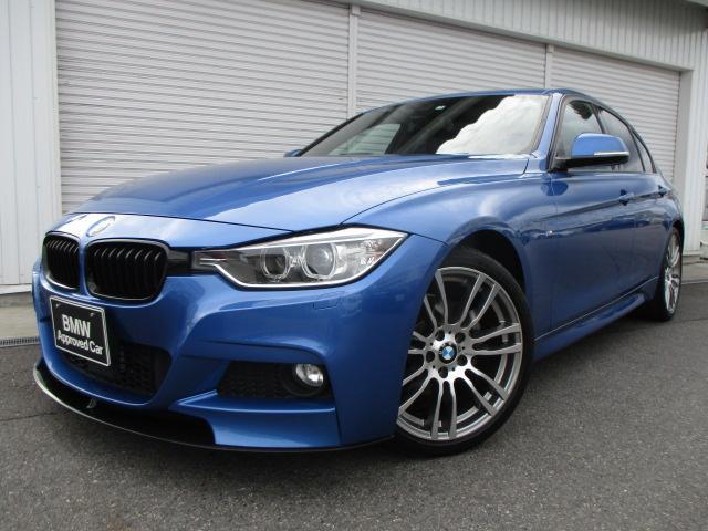 BMW 320i Mスポーツ 19AW 認定中古車