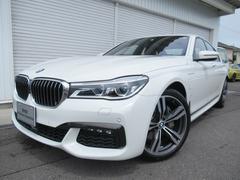 BMW740eアイパフォーマンス Mスポーツブラック革 認定中古車