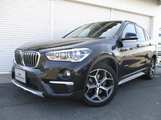 BMW xDrive18d xライン コンフォートPKG 認定中古車