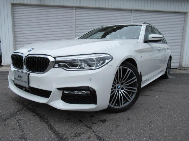 BMW 523dツーリング Mスポーツ セレクトパッケージ19AW