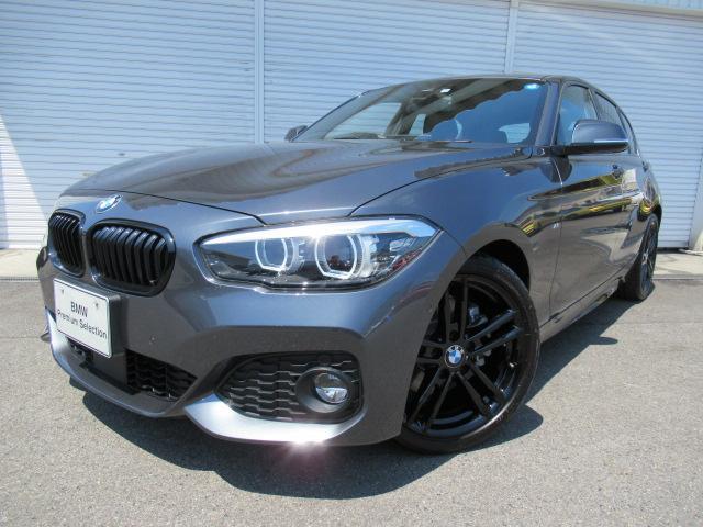 BMW 118i MスポーツエディションシャドーアップグレードPKG