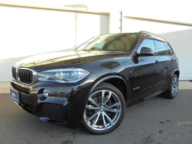 BMW xDrive 35d Mスポーツ セレクト20AW認定中古車
