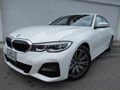 BMW320i Mスポーツ ハイラインブラックレザー 認定中古車