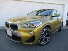 BMW X2sDrive18i MスポーツXアドバンスドセーフティACC