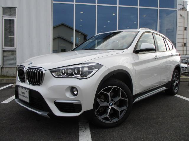 BMW sDrive18i xライン アドバンスドセーフティACC