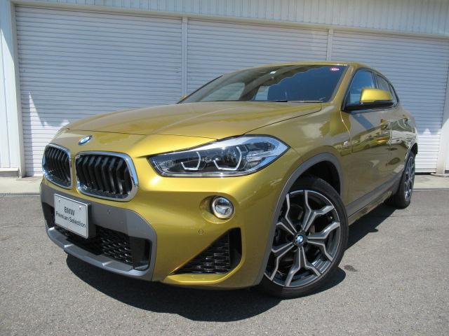 BMW X2 xDrive 18d MスポーツX xDrive18d MスポーツX コンフォートPKG 認定中古車