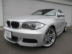 BMW135i Coupeブラックレザーシート18AW 認定中古車