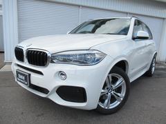 BMW X5xDrive35d Mスポーツ LEDヘッドセレクトSR黒革