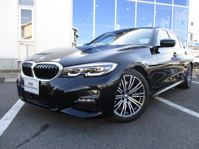 BMW 330i Mスポーツ ハイライン黒革コンフォート 認定中古車