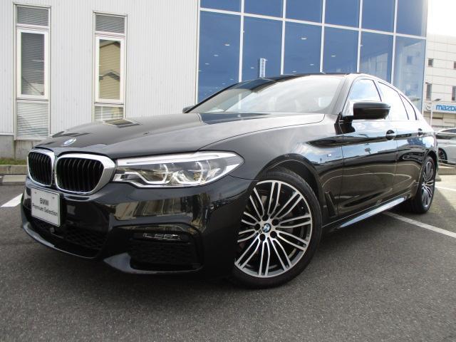 BMW 523d Mスポーツ 19AW 弊社デモカー 認定中古車