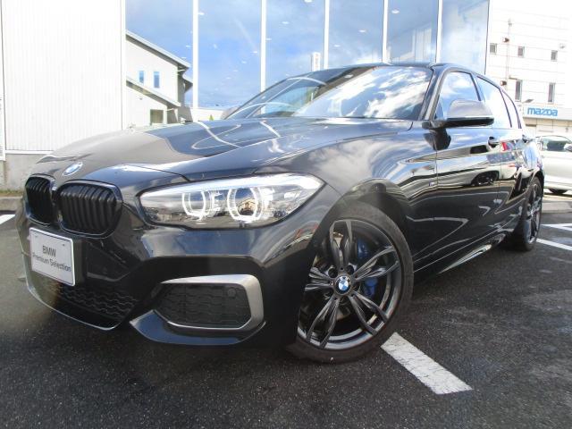BMW M140i エディションシャドー ブラック革 認定中古車
