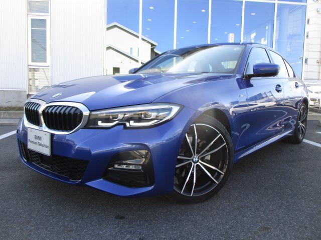 BMW 3シリーズ 320i Mスポーツ DebutPKG ブラックレザー 19AW ヘッドアップディスプレイ 弊社デモカー 認定中古車
