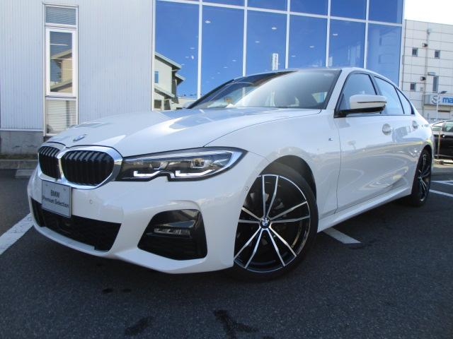 BMW 3シリーズ 320i Mスポーツ DebutPKG ブラックレザー 19AW 弊社デモカー 認定中古車
