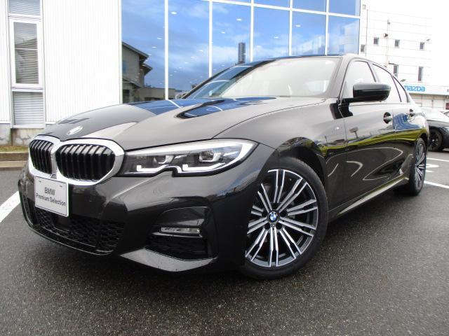 BMW 320i Mスポーツ ハイラインブラックレザー 認定中古車