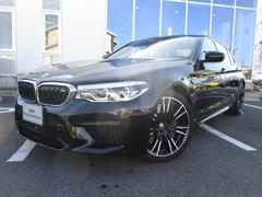 BMW M5M5 アラゴンブラック革 セラミックフィニッシュ認定中古車