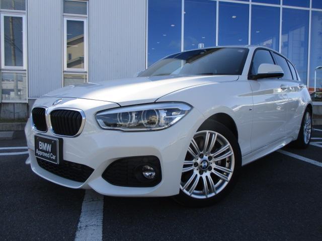 BMW 118d Mスポーツ コンフォートPKG17AW 認定中古車