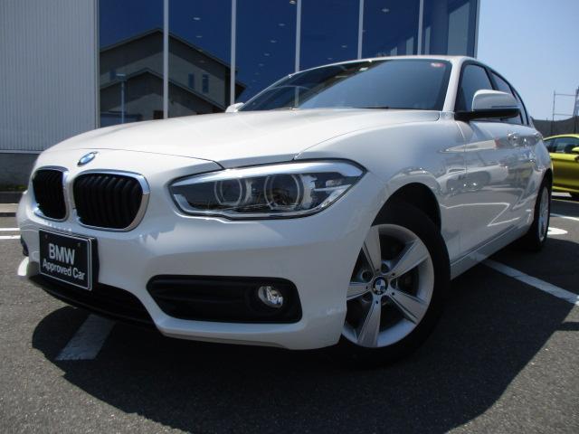 BMW 118i スポーツ パーキングサポートPKG認定中古車