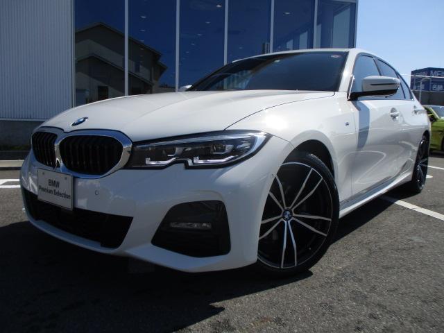 BMW 320d xDrive Mスポーツ 全方位カメラ DebutPKG ブラックレザーシート 19AW 弊社デモカー 認定中古車