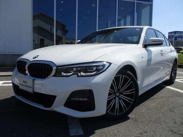 BMW 320d xDrive Mスポーツ 全方位カメラ ハイラインパッケージ ブラックレザーシート 弊社デモカー 認定中古車