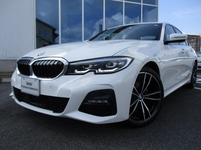 BMW 320d xDrive Mスポーツ デビューPKG ブラックレザーシート コンフォートパッケージ 19AW 弊社デモカー 認定中古車