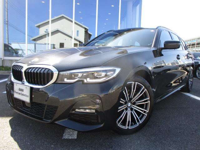 BMW 320dxDriveツーリングMスポーツハイラインP コンフォート ハイラインパッケージ ブラックレザーシート 弊社デモカー 認定中古車