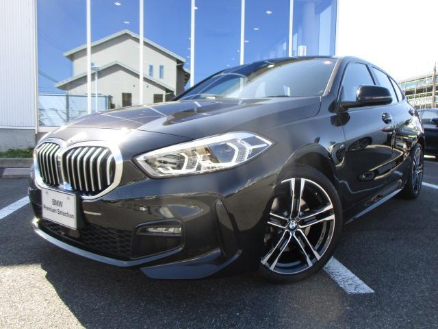 BMW 118i Mスポーツ 10.25ライブコックピット フロント電動シート 弊社デモカー 認定中古車
