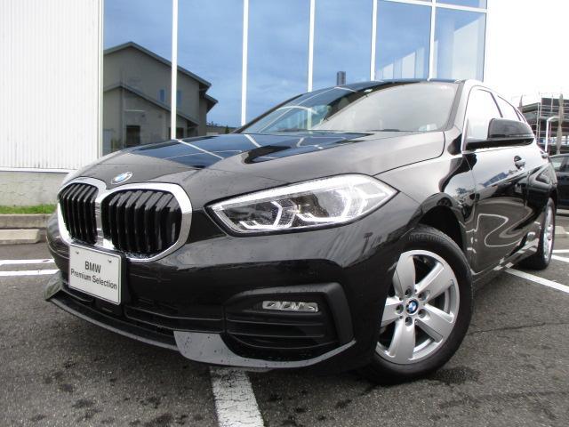 BMW 118i プレイ 10.25ライブコックピット コンフォートパッケージACC フロント電動シート 弊社デモカー 認定中古車