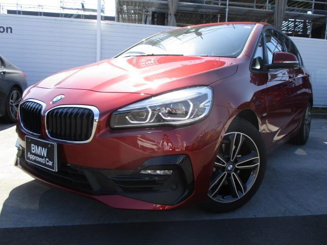 2シリーズ(BMW) 218iアクティブツアラー 中古車画像