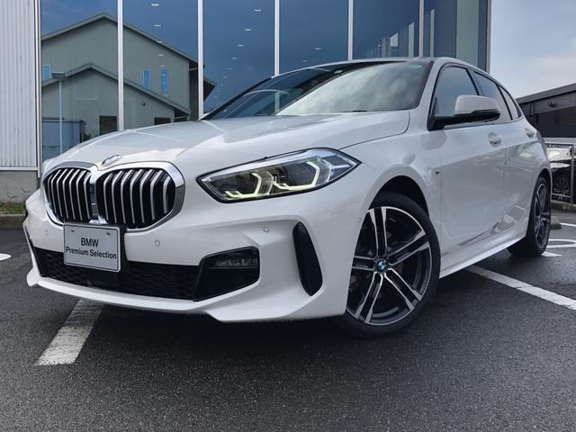 BMW 118i Mスポーツ 10.25BMWライブコックピット コンフォートパッケージ 18AW 認定中古車