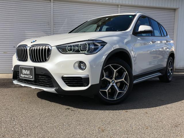 BMW xDrive 18d xライン ハイラインモカレザーシート 社外地デジ 18AW コンフォートパッケージ フロント電動シート 認定中古車
