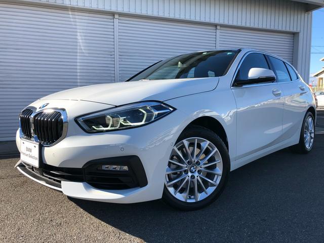 BMW 118i プレイ 10.25BMWライブコックピット ACC コンフォートパッケージ フロント電動シート 1オーナー 認定中古車