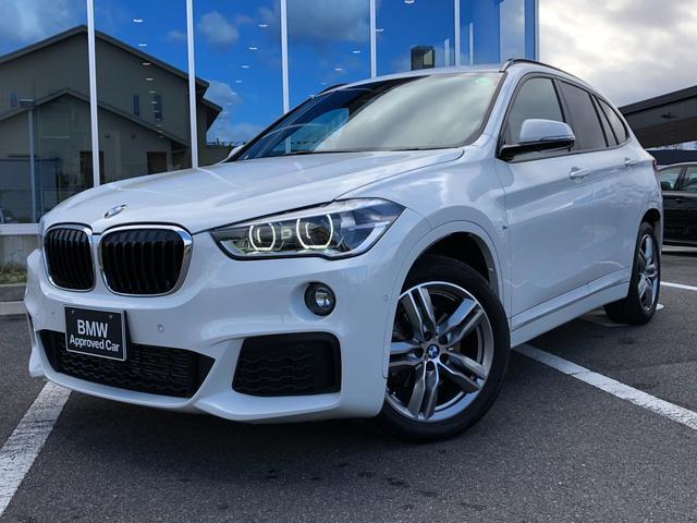 BMW xDrive 18d Mスポーツ アドバンスドセーフティACC コンフォートPKG 社外地デジ 18AW 1オーナー 認定中古車