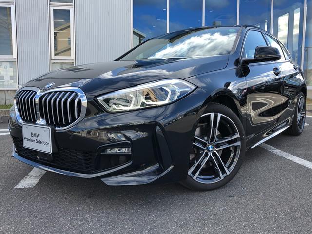 BMW 118i Mスポーツ 10.25BMWライブコックピット ACC コンフォートパッケージ 18AW 弊社デモカー 認定中古車