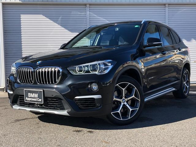 BMW sDrive 18i xライン コンフォートパッケージ 18AW 弊社1オーナー 認定中古車