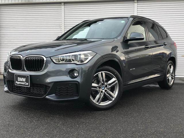BMW sDrive 18i Mスポーツ ブラックレザーシート コンフォートパッケージ 18AW 社外地デジチューナー 認定中古車