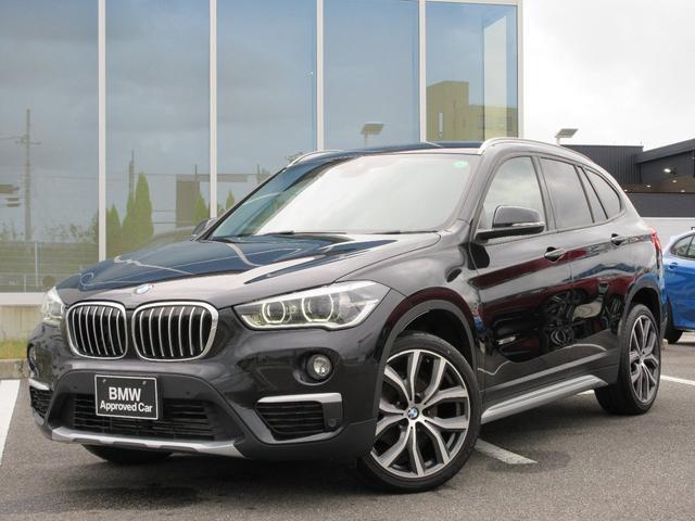 BMW sDrive 18i xライン LEDヘッドライト 19AW 弊社1オーナー 認定中古車