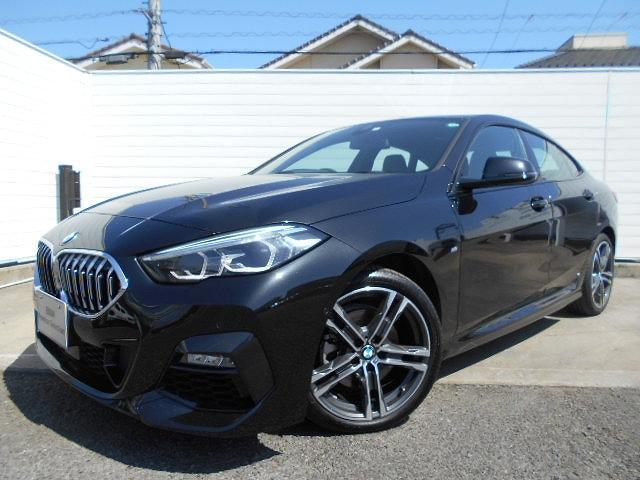 BMW 218iグランクーペ Mスポーツ BMWライブコックピット アクティブクルーズコントロール 18AW 弊社デモカー 認定中古車
