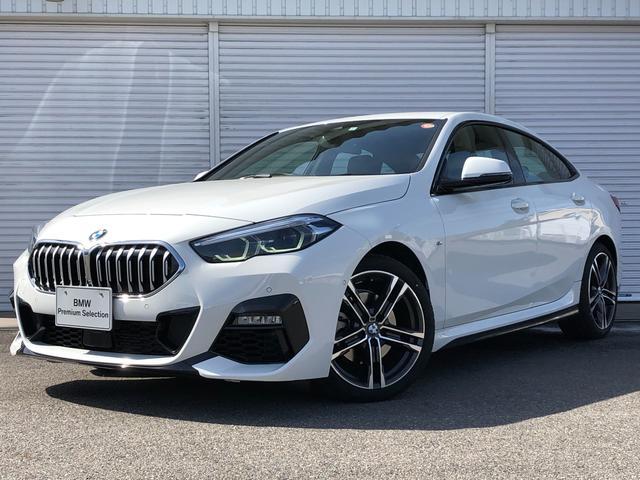BMW 218iグランクーペ Mスポーツ BMWライブコックピット 運転席電動シート アクティブクルーズコントロール 弊社デモカー 認定中古車