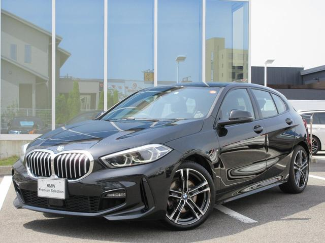 BMW 1シリーズ 118i Mスポーツ LEDヘッド 18AW ACC コンフォートアクセス Bカメラ PDC 禁煙 デモカー