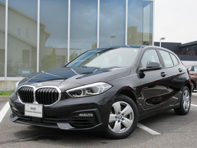 BMW 1シリーズ 118i LEDヘッド 16AW バックカメラ PDC 禁煙車 弊社デモカー 認定中古車