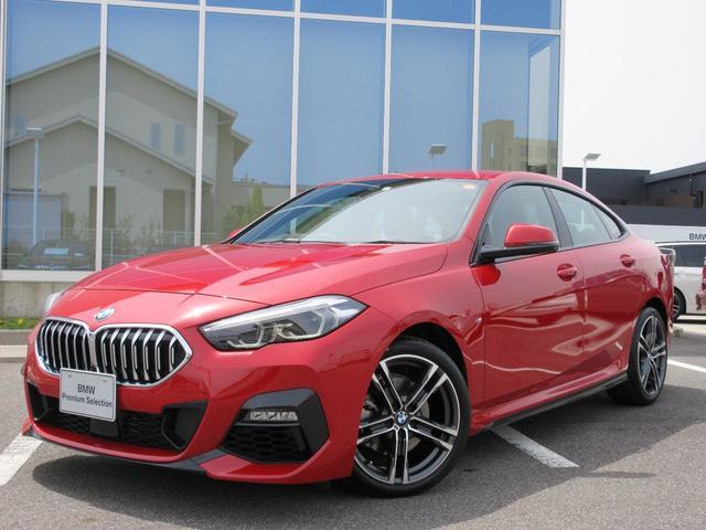 BMW 218iグランクーペ Mスポーツ LEDヘッドライト 18AW ACC コンフォートアクセス アンビエントライト 電動シート 禁煙 弊社デモカー