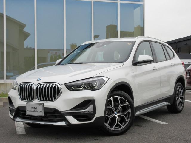 BMW sDrive 18i xライン LCI LEDヘッドライト 18AW ACC コンフォートアクセス PDC 電動リアゲート アンビエントライト 弊社デモカー