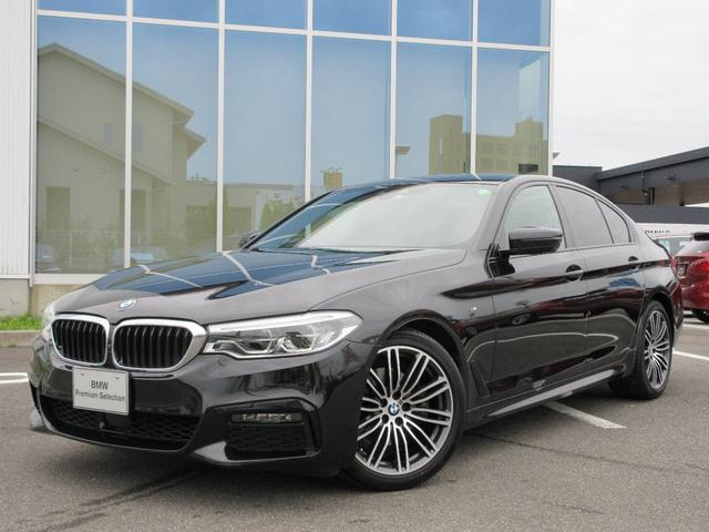 BMW 5シリーズ 523i Mスポーツ LEDヘッドライト 19AW ウッドパネル ACC コンフォートアクセス レーンキープ 禁煙 ワンオーナー