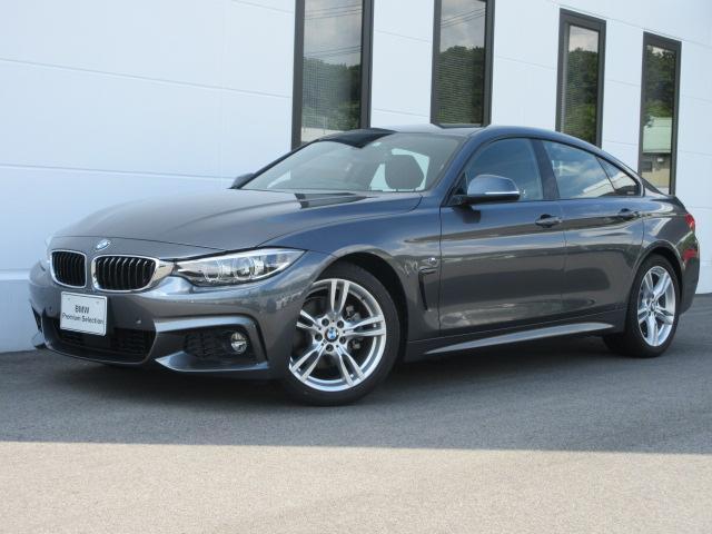 BMW 420iグランクーペ Mスピリット 18AW ACC コンフォートアクセス 地デジ Bカメラ 禁煙 認定中古車