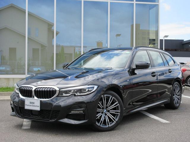 BMW 318iツーリング Mスポーツ LED 18AW ACC PDC パドルS コンフォートアクセス 禁煙 弊社デモカー