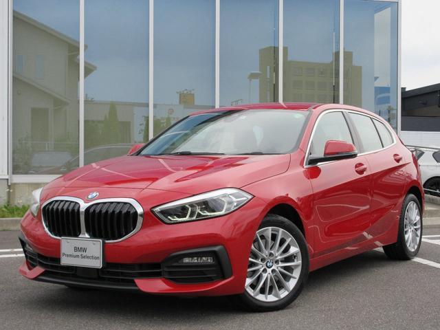 BMW 1シリーズ 118d プレイ エディションジョイ+ LED 17AW ACC コンフォートアクセス PDC Bカメラ 電装シート デモカー 認定中古車